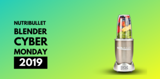 Nutribullet cyber monday