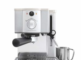 Breville Cafe Roma Review