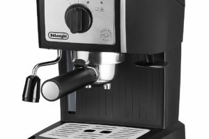 delonghi ec155m review
