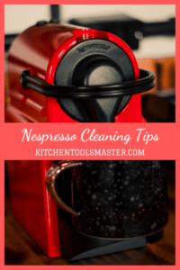 Nespresso descaling tips