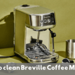 How to clean Breville Coffee machine