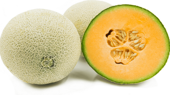 How to make cantaloupe juice in a blender