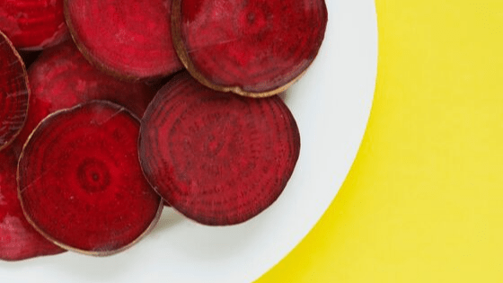 How to make beetroot juice with a blender