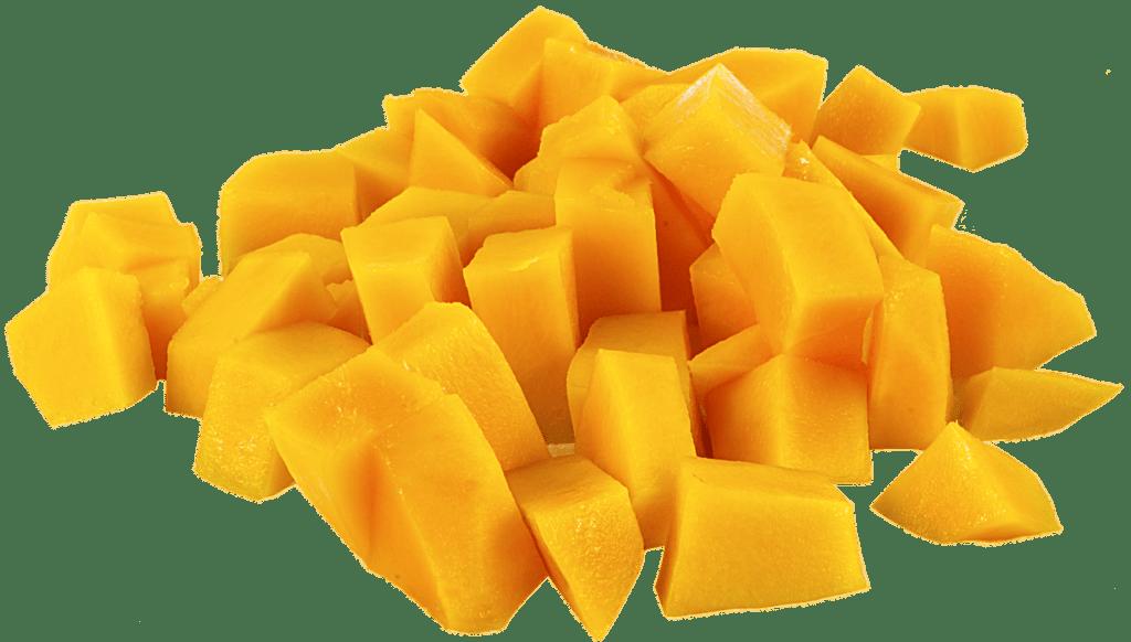 Make Mango Sorbet