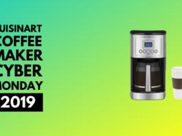 Cuisinart coffee maker cyber monday 2019