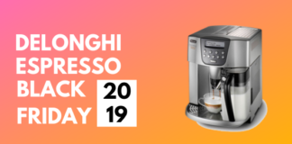 Delonghi Black friday 2019
