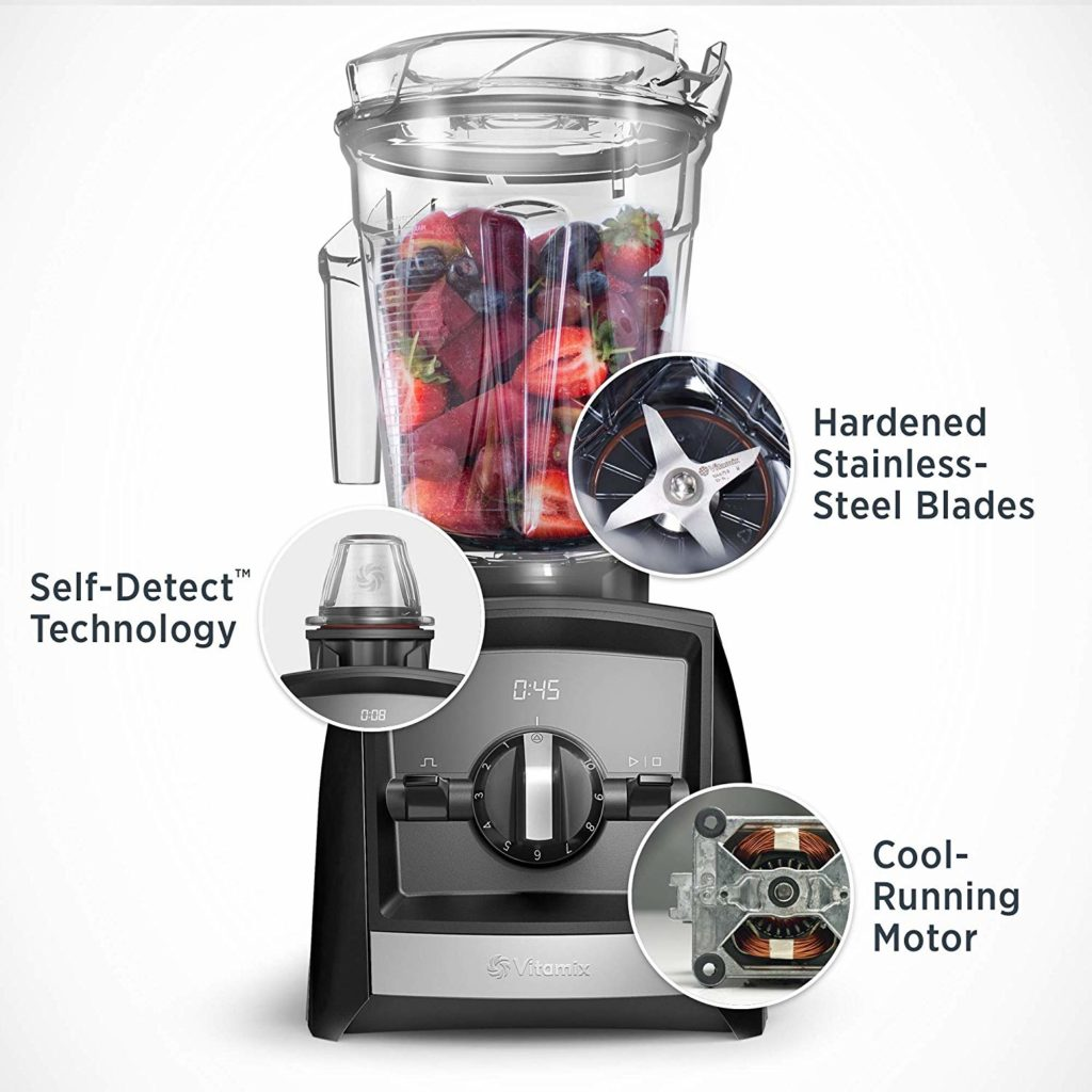 Vitamix a2300 blender features