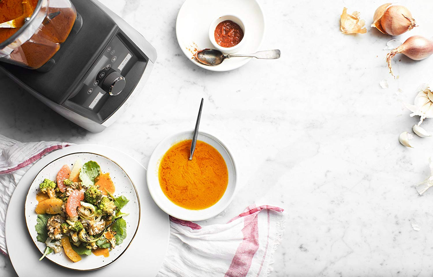Vitamix a3500 review and features