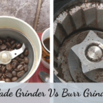 Blade vs burr coffee grinder