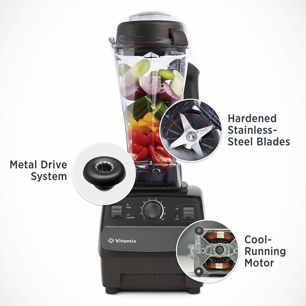 vitamix 5200 features