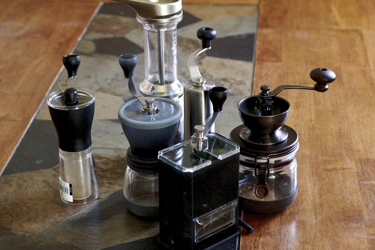 Best hand grinder for aeropress