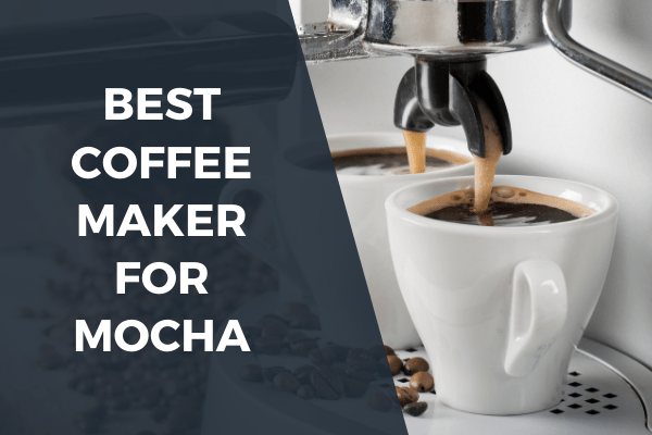 Best coffee maker for iced latte