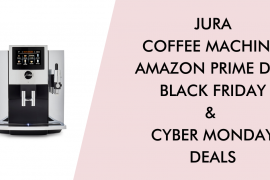 Jura black friday cyber monday prime day deals