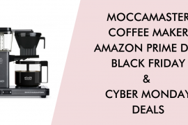 technivorm moccamaster black friday cyber monday prime day deals