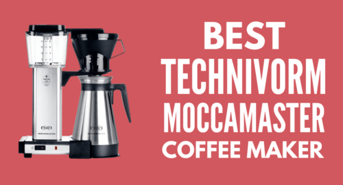 Best technivorm moccamaster coffee maker